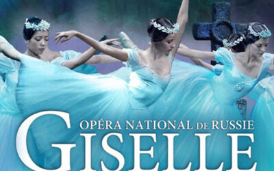 Giselle (Opéra National de Russie)